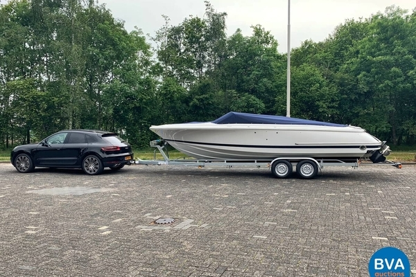 Chris Craft Launch 25 Speedboot V8