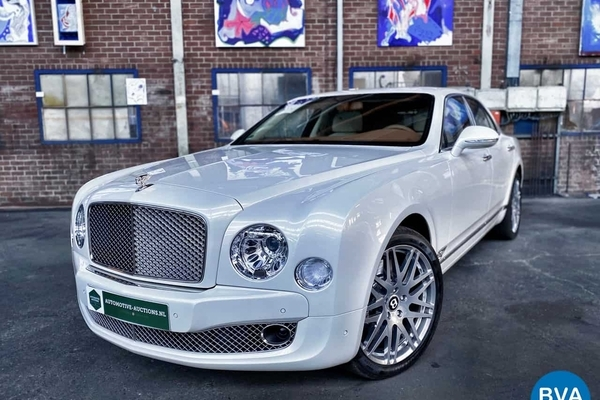 Bentley Mulsanne Mulliner Birkin Limited-Edition (8 vd 22 wereldwijd)